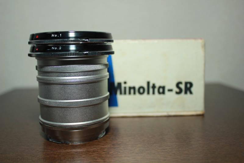 Minolta Extension Tube For Minolta-SR CAT.#SR-501 64n