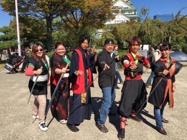 Samurai Experience in Osaka