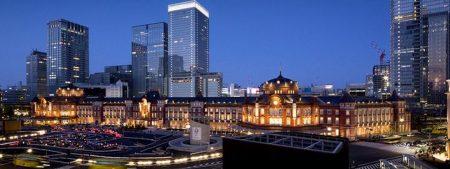 東京駅ホテル」