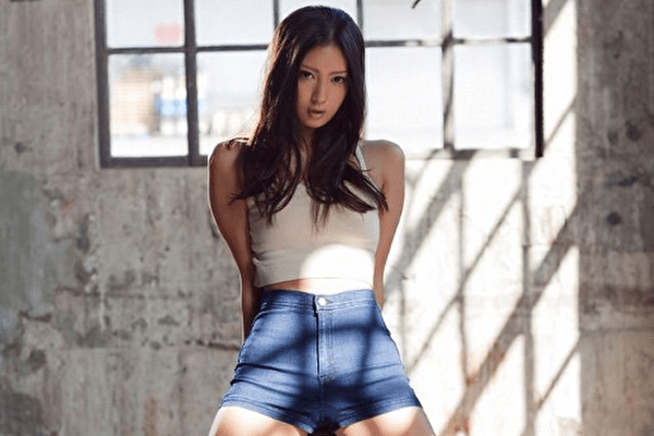 It's so easy! Model Nanao's super simple methods to keep her figure