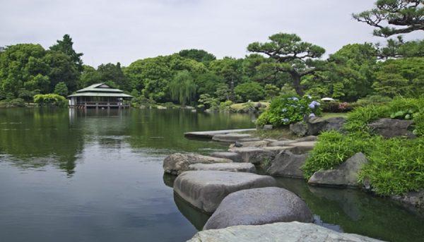清澄庭園①