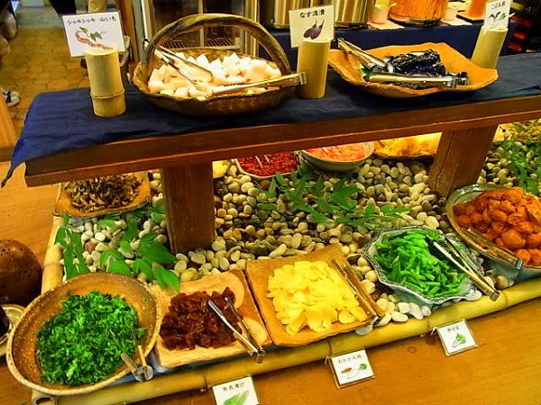 Recommended buffet restaurants in Kyoto
