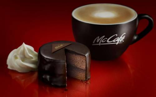 3 New Chocolate Sweets are Now Available at McDonalds in Japan!!