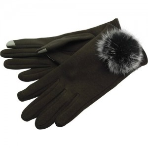 Lady's Fashionable Smartphone Gloves!