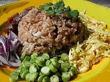 タイ料理、カーオクルックカピ