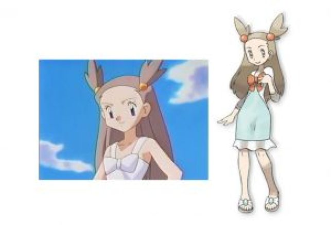 ポケモン 美少女