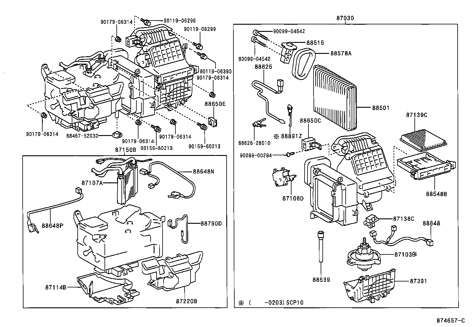 Toyota 4runner Air Conditioning Diagram