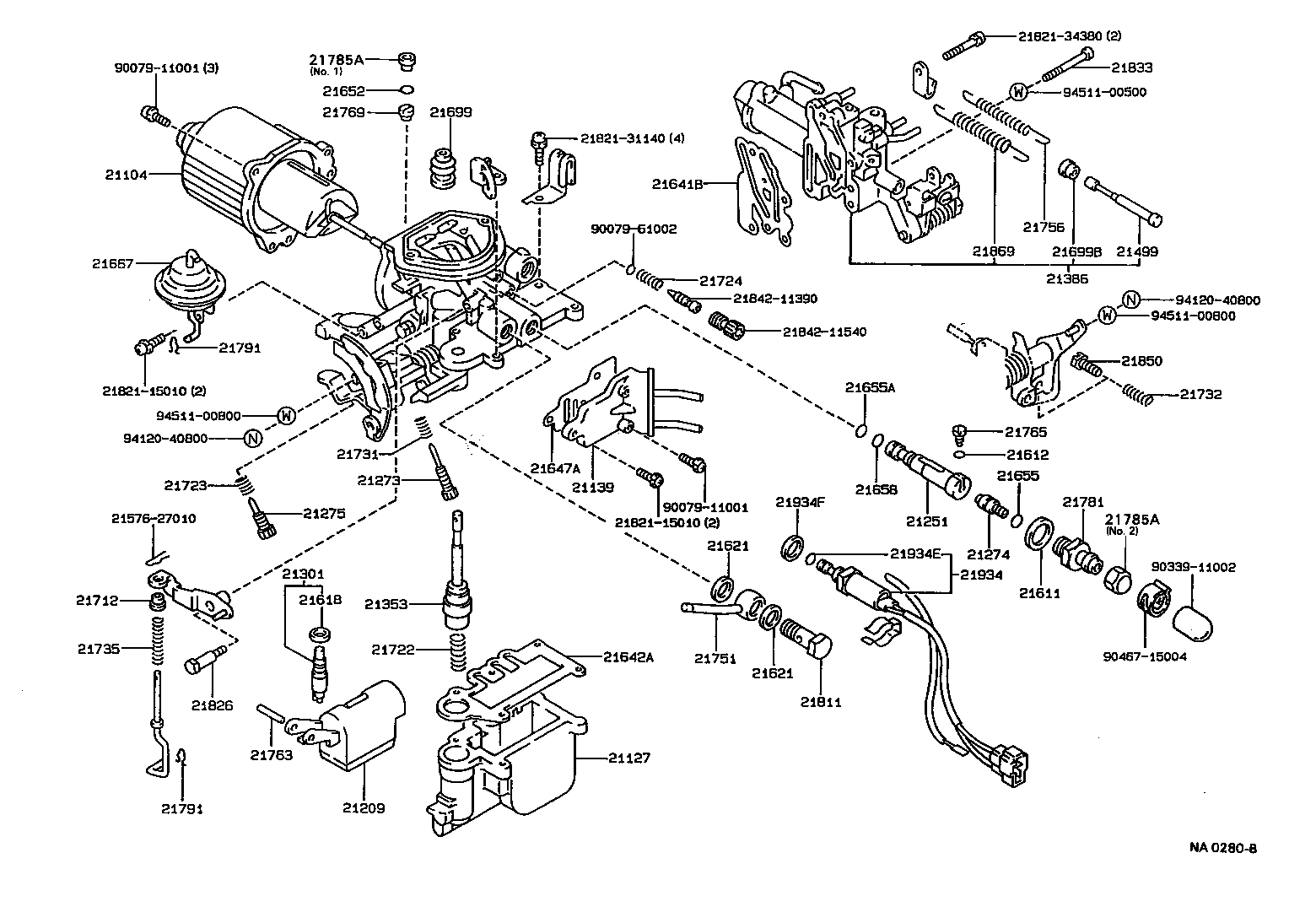 Toyota 4runner Motor Diagram