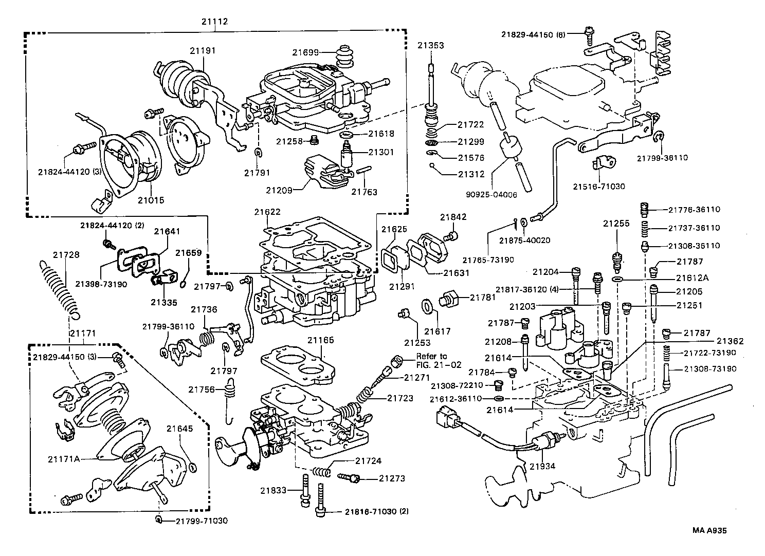 Toyota 3y Carburetor Manual
