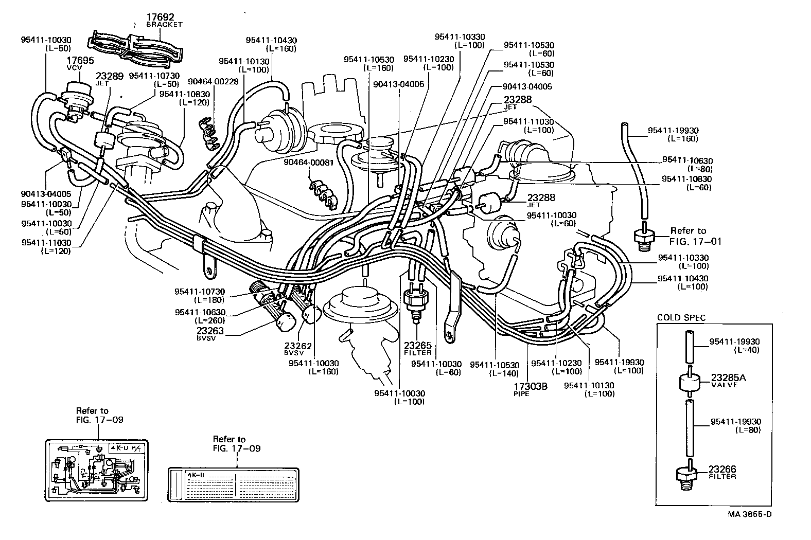 [DIAGRAM] 2009 Toyota Corolla Engine Diagram FULL Version