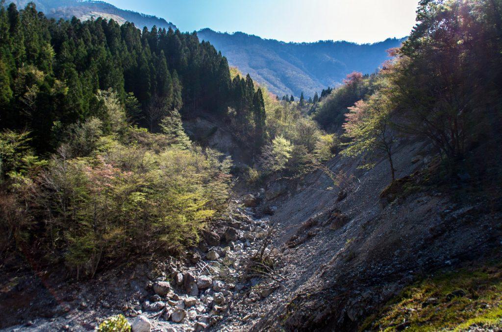 神仙平(大峰山脈)