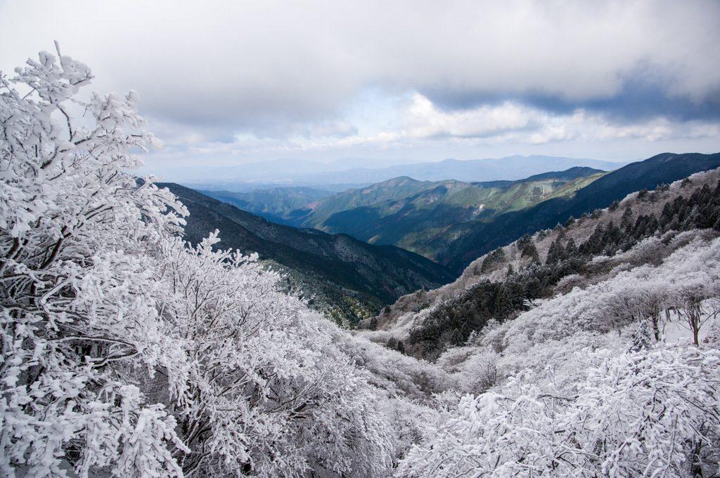 明神平・絵塚奥峰(奈良県/台高山脈)