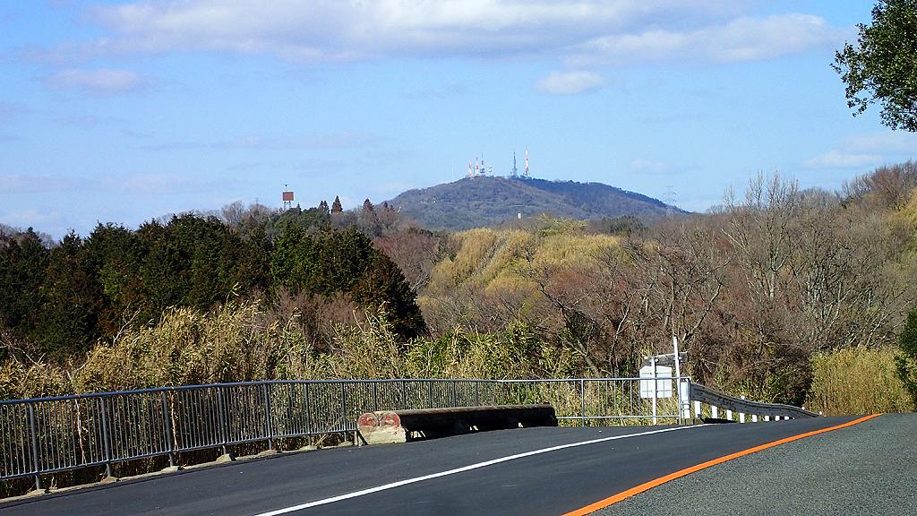 生駒縦走歩道(大阪府、奈良県/生駒山地)