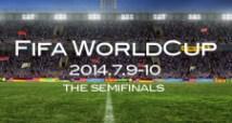 ワールドカップ準決勝の各種予想オッズ
