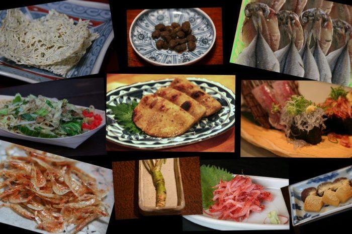 静岡の郷土料理