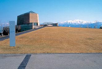 中谷宇吉郎 雪の科学館