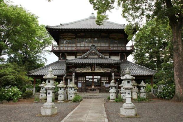 曹源寺 本堂