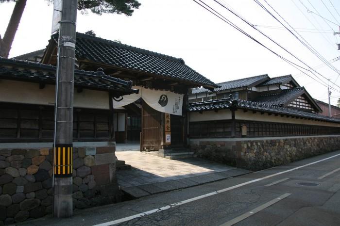 寺町台重要伝統的建造物群保存地区