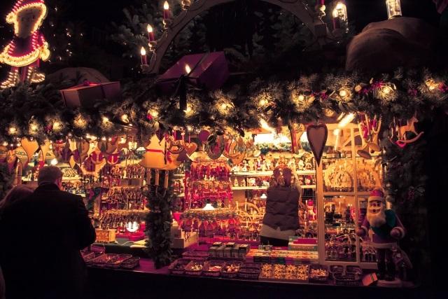 デートコース屋さんのおすすめ 素敵なクリスマスマーケットはいつから