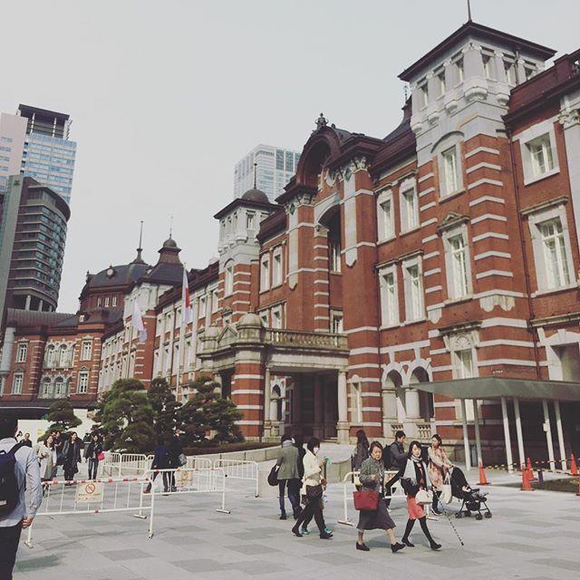東京駅 Tokyo Station#japan #tokyo - from Instagram