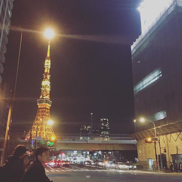 東京タワー Tokyo Tower #japan #tokyo #tokyotower - from Instagram