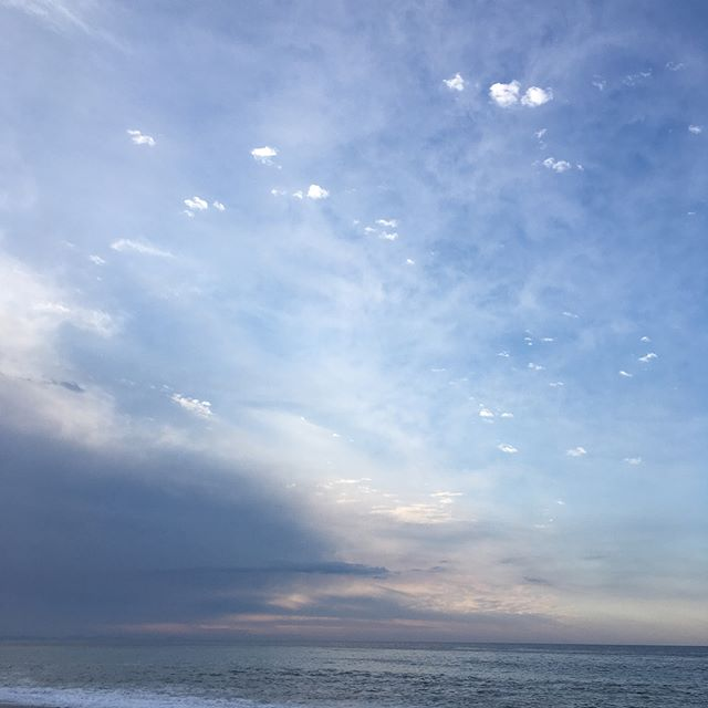 Odawara #japan #odawara #beach #sea #sky - from Instagram