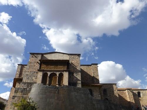 サントドミンゴ教会・修道院(太陽の神殿)