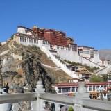 チベットのポタラ宮