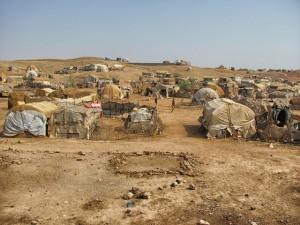 難民キャンプ2