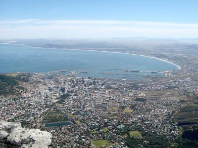 南アフリカケープタウン