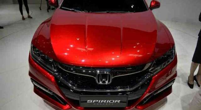 2017 Honda Accord Spirior