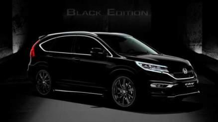 2016 Honda CR-V Black Edition
