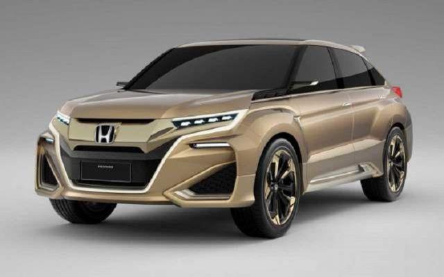 2019 Honda Crosstour