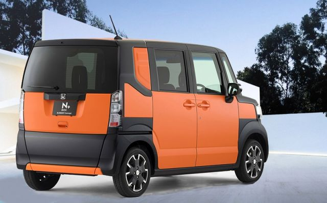 Back On Track 2019 Honda Element Will Be Launched Next Year Japan