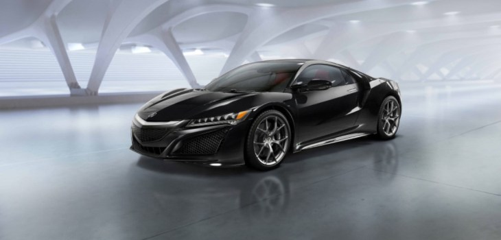 2020 Acura NSX Type R featured