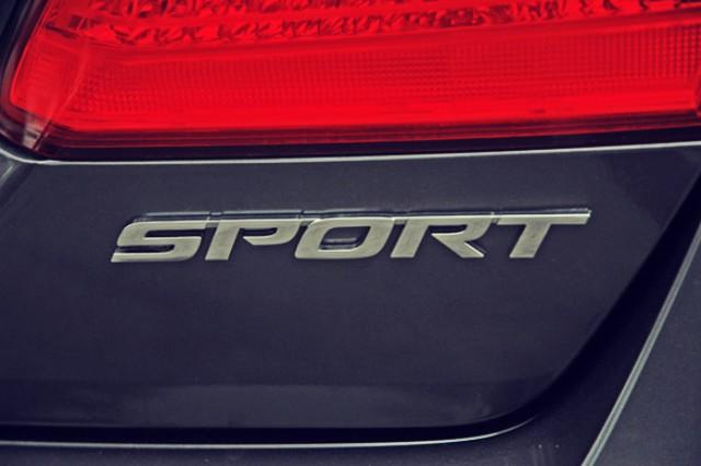 2020 Honda Accord Sport Emblem