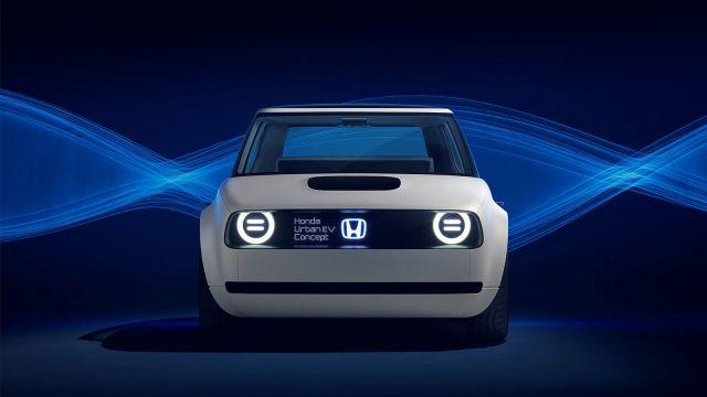 2020 Honda Urban EV concept