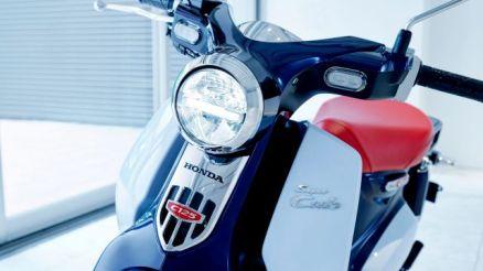 2019 Honda Super Cub front