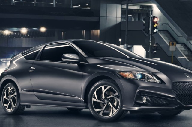 2020 Honda CR-Z TURBO exterior