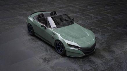 2020 Honda S2000