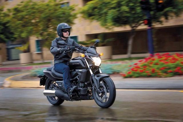2019 Honda CTX700