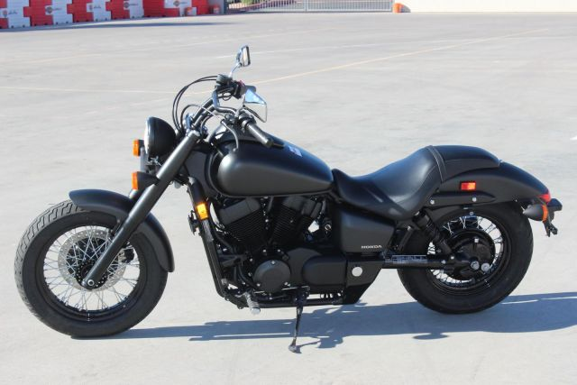 2019 Honda Shadow Phantom side