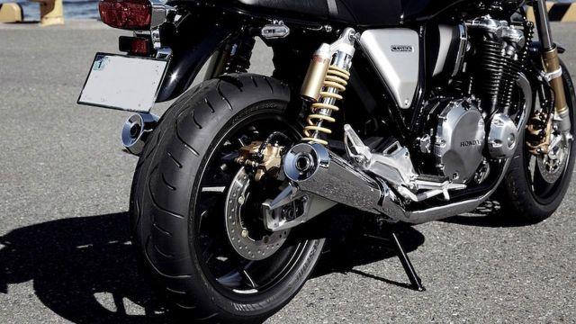 2019 Honda CB1100 RS rear look