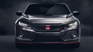 2020 Honda Accord Type R front