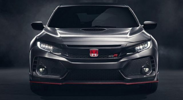 2020 Honda Accord Type R front