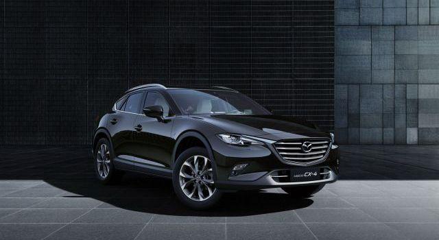 2020 Mazda CX-4