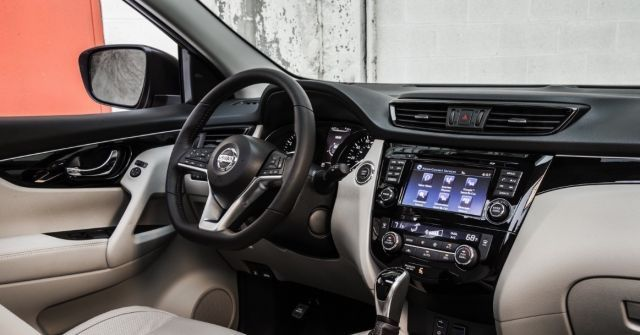 2020 Nissan X-Trail interior