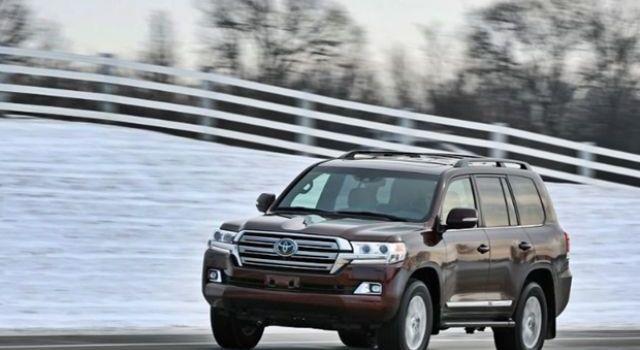 2020 Toyota Land Cruiser 300