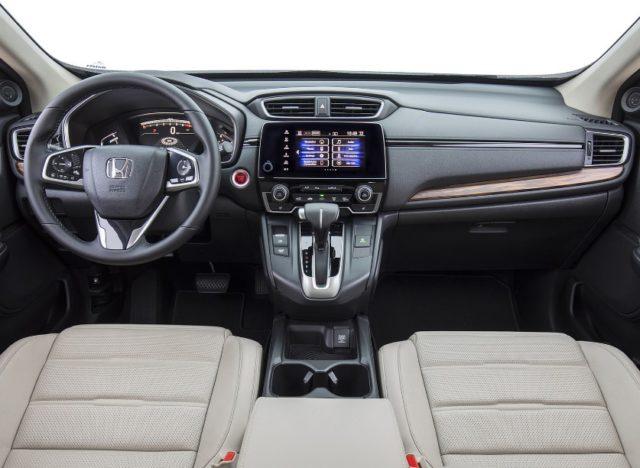 2020 Honda Odyssey Hybrid interior