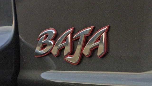 2020 Subaru Baja Pickup Truck logo